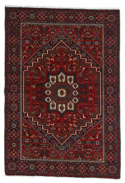 Gholtogh Rug 107X154 Authentic  Oriental Handknotted Dark Red/Dark Brown (Wool, Persia/Iran)