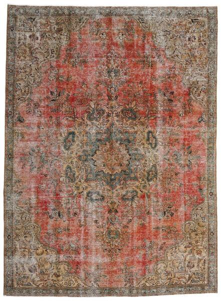 Vintage Heritage Rug 230X310 Authentic  Modern Handknotted Brown/Light Grey/Dark Red (Wool, Persia/Iran)
