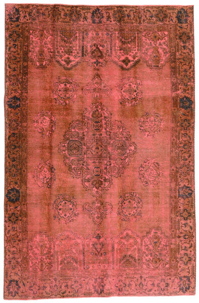 Vintage Heritage Rug 186X283 Authentic  Modern Handknotted Dark Red/Crimson Red (Wool, Persia/Iran)