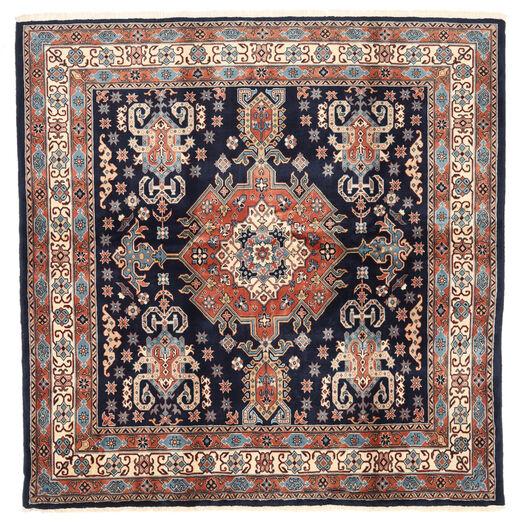 Loribaft Persia Rug 198X200 Authentic  Modern Handknotted Square Dark Purple/Dark Red (Wool, Persia/Iran)