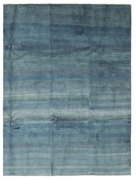 Gabbeh Persia Rug 217X290 Authentic  Modern Handknotted Blue/Light Blue (Wool, Persia/Iran)