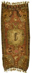 Kilim Kars Rug 160X400 Authentic  Oriental Handwoven Hallway Runner  (Wool, Turkey)