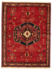 Afshar Rug 176X232 Authentic  Oriental Handknotted (Wool, Persia/Iran)