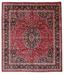 Mashad Signed: Maebodi Rug 303X360 Authentic  Oriental Handknotted Large (Wool, Persia/Iran)