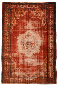 Colored Vintage Rug 186X275 Authentic  Modern Handknotted (Wool, Turkey)