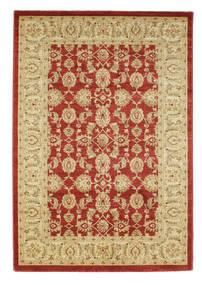 Ziegler Kaspin - Red Rug 4′7″X6′7″ Oriental Dark Red/Light Brown ( Turkey)