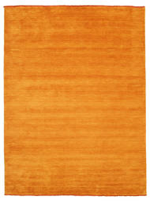 Handloom Fringes - Orange Rug 200X300 Modern Yellow/Light Brown (Wool, India)