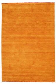 Handloom Fringes - Orange Rug 160X230 Modern Yellow/Light Brown/Orange (Wool, India)