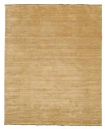 Handloom Fringes - Beige Rug 200X250 Modern Dark Beige/Beige (Wool, India)