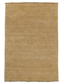 Handloom Fringes - Beige Rug 200X300 Modern Dark Beige/Beige (Wool, India)