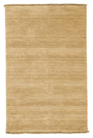 Handloom Fringes - Beige Rug 80X120 Modern Dark Beige/Light Brown (Wool, India)