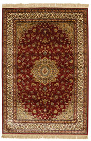 Nahal - Rust Rug 160X230 Modern Dark Brown/Brown/Light Brown ( Turkey)