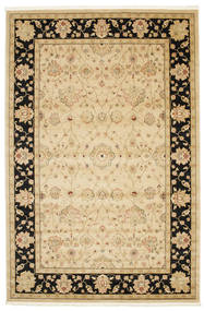 Farahan Ziegler - Beige Rug 200X300 Oriental Beige/Dark Beige/Light Brown ( Turkey)
