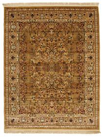 Kerman Diba - Brown Rug 200X250 Modern Brown/Dark Beige ( Turkey)