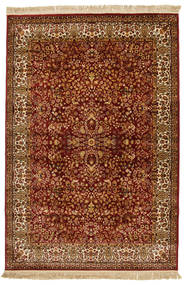 Kerman Diba - Red Rug 160X230 Modern Dark Brown/Brown ( Turkey)