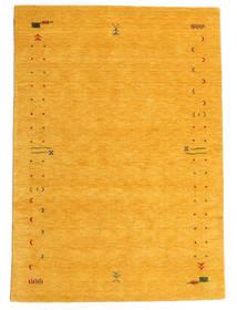 Gabbeh Loom Frame - Yellow Rug 160X230 Modern Orange (Wool, India)