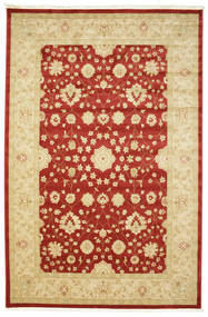 Farahan Ziegler - Red Rug 200X300 Oriental Beige/Rust Red ( Turkey)