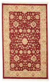 Farahan Ziegler - Red Rug 100X160 Oriental Dark Red/Beige ( Turkey)
