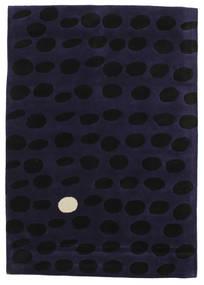 Camouflage Handtufted - Dark Rug 160X230 Modern Dark Purple (Wool, India)