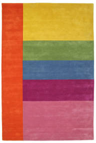 Colors By Meja Handtufted Rug 200X300 Modern Pink/Yellow (Wool, India)