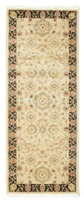 Farahan Ziegler - Beige Rug 80X200 Oriental Hallway Runner  Beige/Light Brown/Dark Beige ( Turkey)