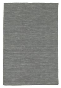 Kilim Loom - Dark Grey Rug 120X180 Authentic  Modern Handwoven Dark Green/Light Grey (Wool, India)