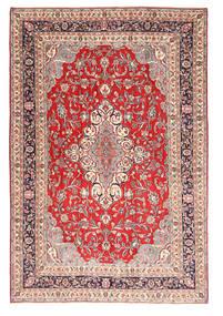 Hamadan Shahrbaf Patina Rug 208X305 Authentic Oriental Handknotted Light Grey/Beige (Wool, Persia/Iran)