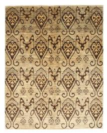 Ziegler Modern Rug 152X194 Authentic  Modern Handknotted Light Brown/Dark Beige (Wool, Pakistan)