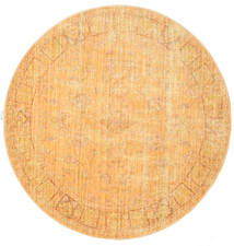 Maharani - Orange Rug Ø 150 Modern Round Light Brown/Dark Beige ( Turkey)
