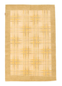 Ziegler Modern Rug 137X200 Authentic  Modern Handknotted Dark Beige/Beige (Wool, Pakistan)