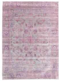 Maharani - Grey/Pink Rug 160X230 Modern Light Pink/Light Purple ( Turkey)