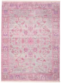 Maharani - Grey/Pink Rug 250X350 Modern Light Pink/Beige Large ( Turkey)