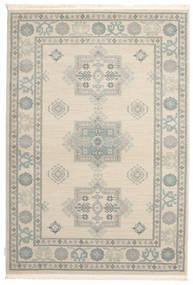 Kazak Lafayette - Cream Rug 140X200 Oriental Light Grey/Beige ( Turkey)