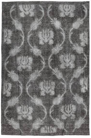 Colored Vintage Rug 196X295 Authentic  Modern Handknotted Dark Grey/Light Grey (Wool, Persia/Iran)