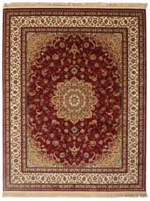 Nahal - Rust Rug 200X250 Modern Dark Brown/Dark Red ( Turkey)