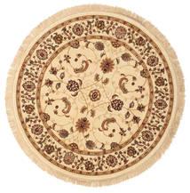 Sarina - Beige Rug Ø 150 Modern Round Beige/Dark Beige/Brown ( Turkey)