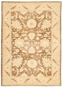 Ziegler Ariana Rug 183X269 Authentic  Oriental Handknotted Dark Beige/Beige (Wool, Afghanistan)