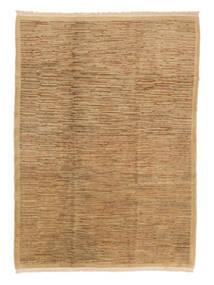 Oushak Rug 175X245 Authentic  Oriental Handknotted Light Brown/Dark Beige (Wool, Turkey)