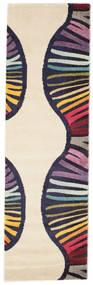 Vases Rug 80X250 Modern Hallway Runner Beige/Dark Purple ( Turkey)