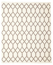 Renzo Rug 250X300 Authentic  Modern Handwoven Beige/Light Grey Large (Wool, India)