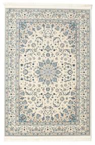 Nain Emilia - Cream/Light Blue Rug 160X230 Oriental Beige/Light Grey ( Turkey)