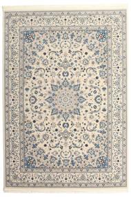 Nain Emilia - Cream/Light Blue Rug 250X350 Oriental Light Grey/Beige Large ( Turkey)