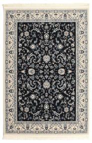 Nain Florentine - Dark Blue Rug 120X180 Oriental Light Grey/Beige/Black ( Turkey)