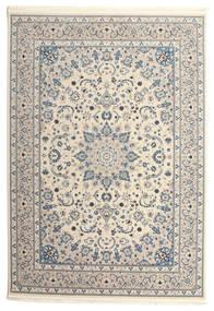 Nain Emilia - Beige/Light Blue Rug 300X400 Oriental Light Grey/Beige Large ( Turkey)
