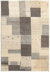 Gabbeh Indo Rug 123X181 Authentic  Modern Handknotted (Wool, India)
