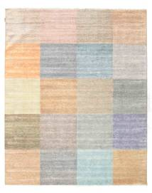 Himalaya Rug 242X300 Authentic  Modern Handknotted Light Grey/Yellow ( India)