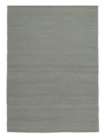 Kilim Loom - Grey Rug 200X300 Authentic  Modern Handwoven Light Grey (Wool, India)