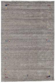 Gabbeh Loom Frame - Grey Rug 190X290 Modern Light Grey/Dark Grey (Wool, India)