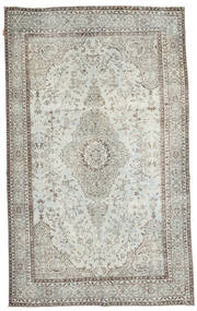 Colored Vintage Rug 180X298 Authentic  Modern Handknotted Light Grey (Wool, Turkey)