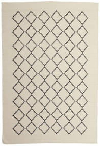 Marjorie - Off White Rug 200X300 Authentic  Modern Handwoven Dark Beige/Light Grey/Beige (Wool, India)
